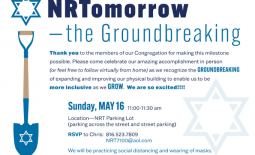 NRTomorrow Groundbreaking